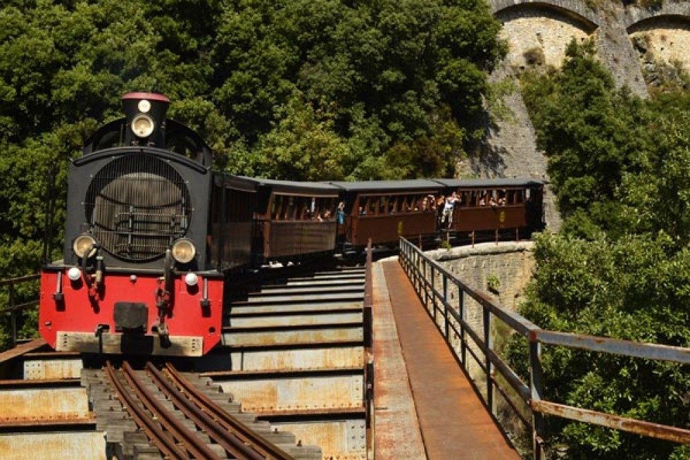The Pelion Train